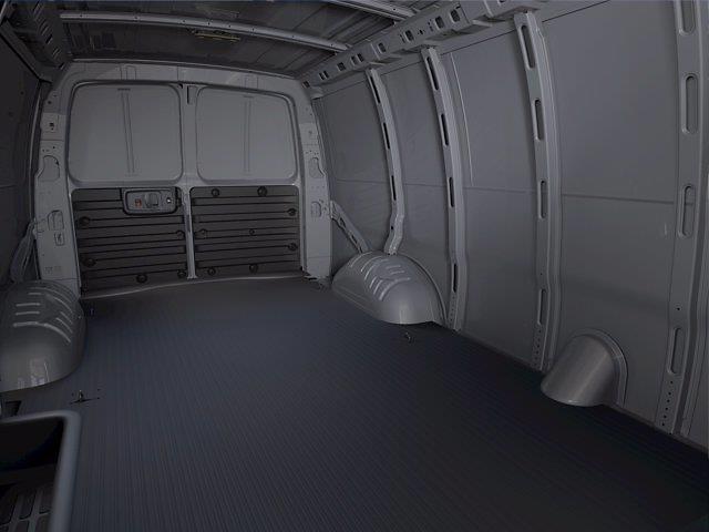 2021 Chevrolet Express 2500 4x2, Empty Cargo Van #FM34177 - photo 20