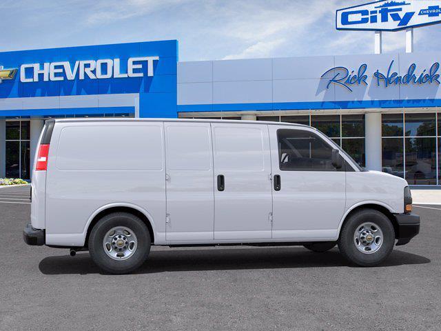 2021 Chevrolet Express 2500 4x2, Empty Cargo Van #FM34177 - photo 5