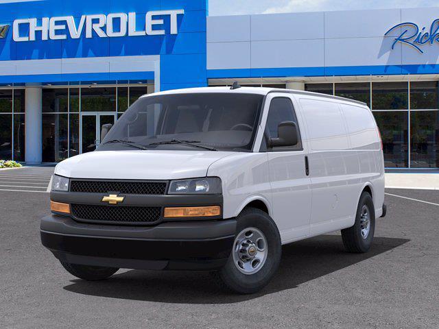 2021 Chevrolet Express 2500 4x2, Empty Cargo Van #FM34177 - photo 6