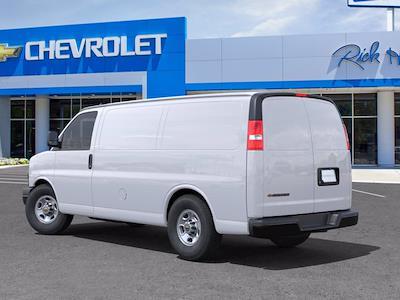 2021 Chevrolet Express 2500 4x2, Empty Cargo Van #FM34177 - photo 4