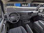 2021 Chevrolet Express 2500 4x2, Empty Cargo Van #FM34289 - photo 12