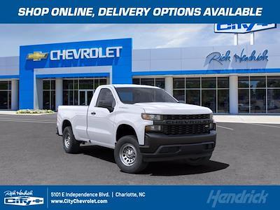 2021 Chevrolet Silverado 1500 Regular Cab 4x2, Pickup #FM46895 - photo 1