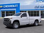 2021 Chevrolet Silverado 1500 Regular Cab 4x2, Pickup #FM46895 - photo 3