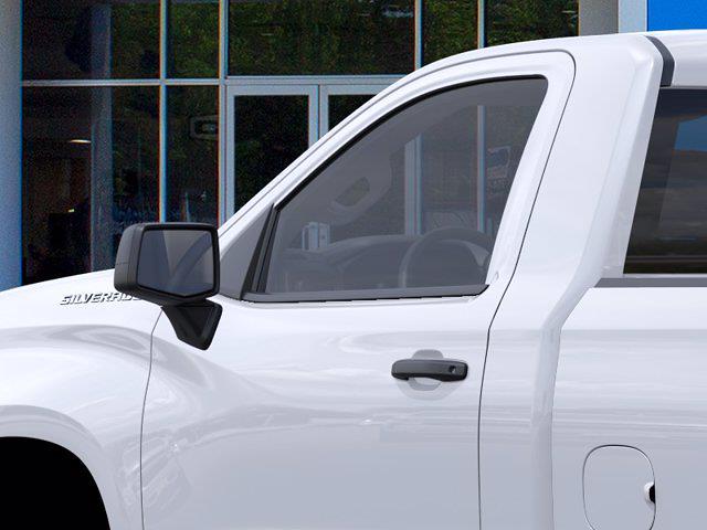 2021 Chevrolet Silverado 1500 Regular Cab 4x2, Pickup #FM48526 - photo 10