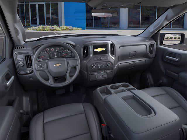 2021 Chevrolet Silverado 1500 Regular Cab 4x2, Pickup #FM48526 - photo 12