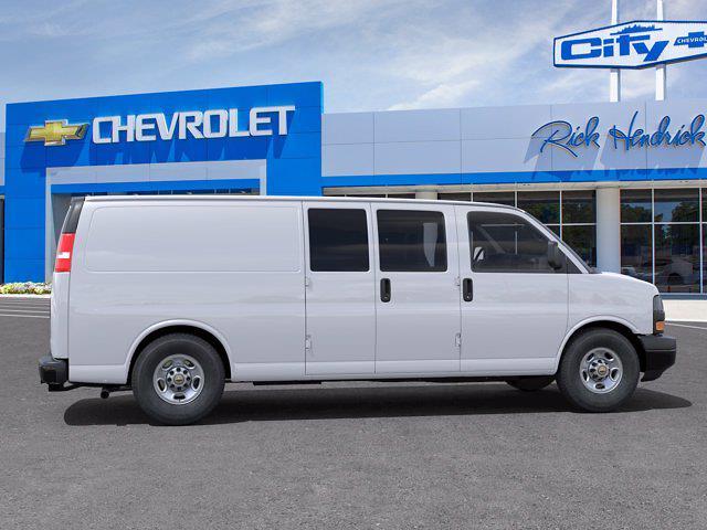 2021 Chevrolet Express 2500 4x2, Empty Cargo Van #FM51432 - photo 5