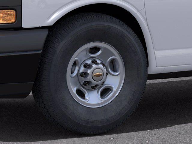 2021 Chevrolet Express 2500 4x2, Empty Cargo Van #FM51432 - photo 7