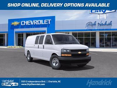 2021 Chevrolet Express 2500 4x2, Empty Cargo Van #FM51432 - photo 1
