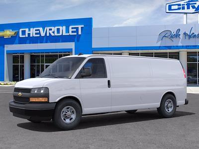 2021 Chevrolet Express 2500 4x2, Empty Cargo Van #FM51432 - photo 3