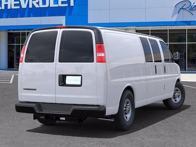 2021 Chevrolet Express 2500 4x2, Empty Cargo Van #FM51432 - photo 2