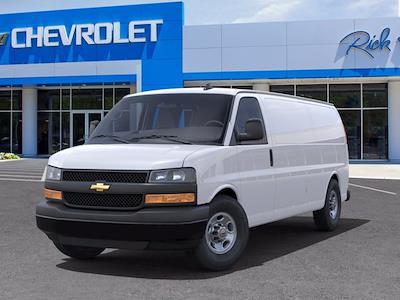 2021 Chevrolet Express 2500 4x2, Empty Cargo Van #FM51432 - photo 6