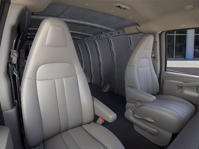 2021 Chevrolet Express 2500 4x2, Knapheide Empty Cargo Van #FM51550 - photo 13