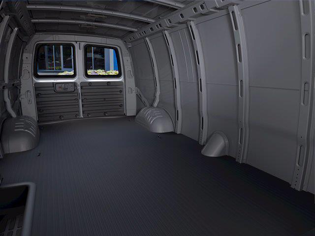 2021 Chevrolet Express 2500 4x2, Knapheide Empty Cargo Van #FM51550 - photo 14