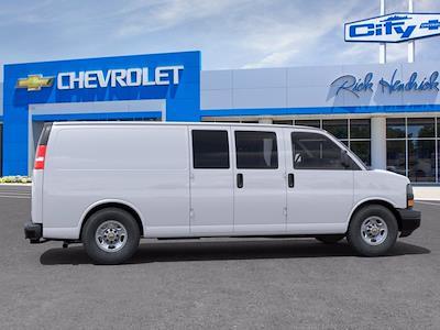 2021 Chevrolet Express 2500 4x2, Knapheide Empty Cargo Van #FM51550 - photo 5