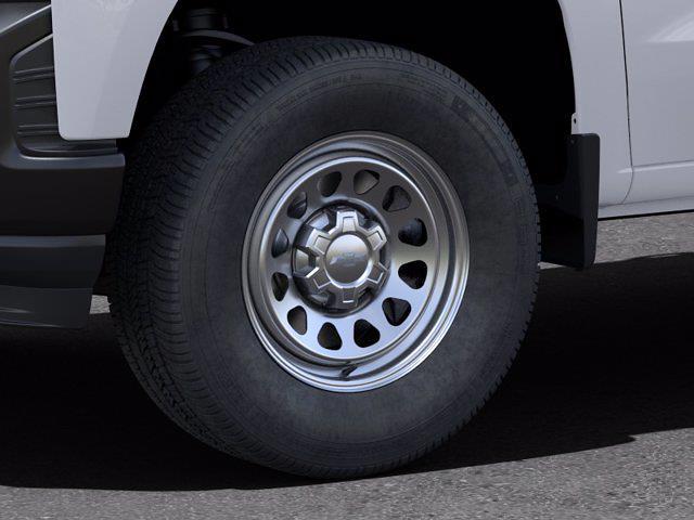 2021 Chevrolet Silverado 1500 Regular Cab 4x2, Pickup #FM52886 - photo 7