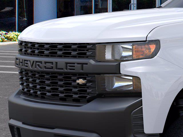 2021 Chevrolet Silverado 1500 Regular Cab 4x2, Pickup #FM52891 - photo 11
