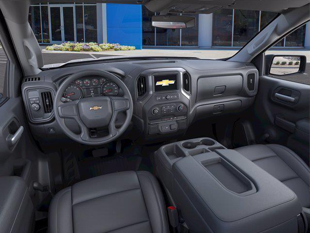 2021 Chevrolet Silverado 1500 Regular Cab 4x2, Pickup #FM62417 - photo 12