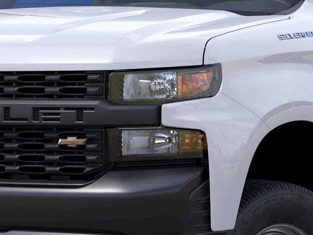 2021 Chevrolet Silverado 1500 Regular Cab 4x2, Pickup #FM62417 - photo 8