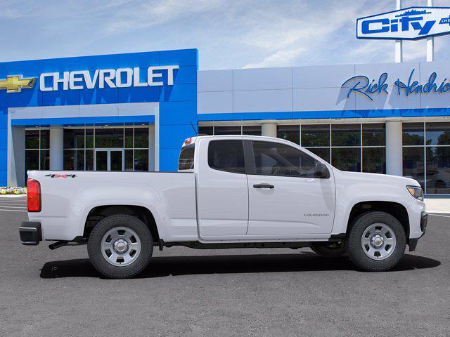 2021 Chevrolet Colorado Extended Cab 4x4, Pickup #FM63082 - photo 5