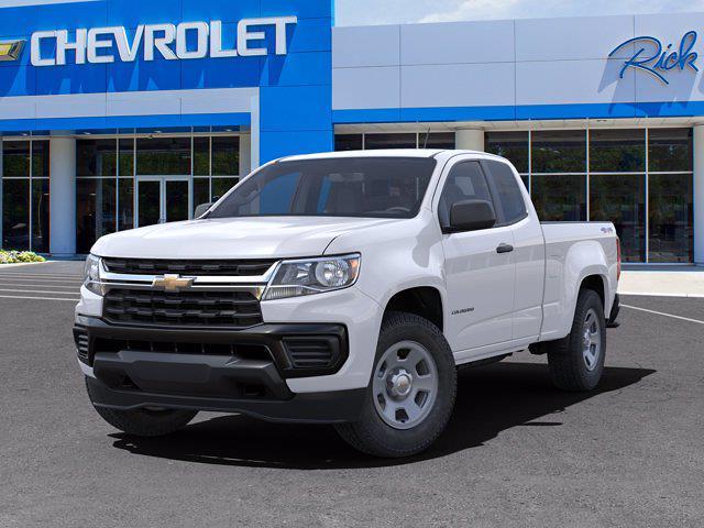 2021 Chevrolet Colorado Extended Cab 4x4, Pickup #FM63082 - photo 6