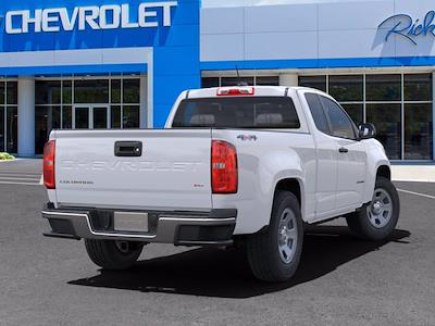 2021 Chevrolet Colorado Extended Cab 4x4, Pickup #FM63082 - photo 2