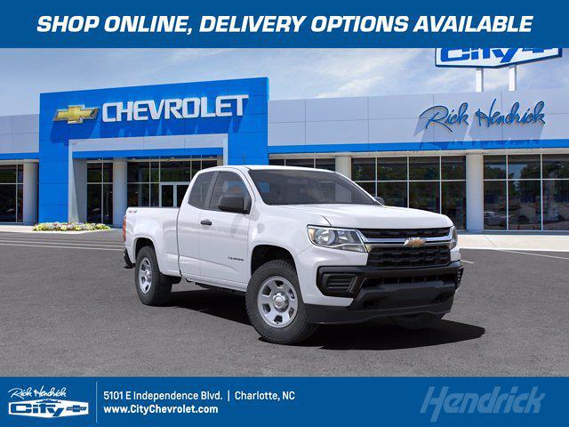 2021 Chevrolet Colorado Extended Cab 4x4, Pickup #FM63356 - photo 1