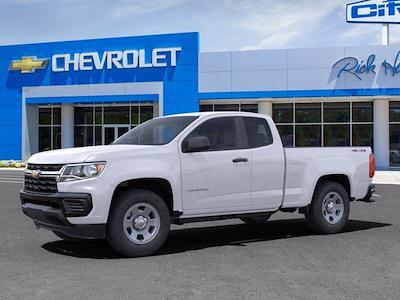 2021 Chevrolet Colorado Extended Cab 4x4, Pickup #FM63356 - photo 3