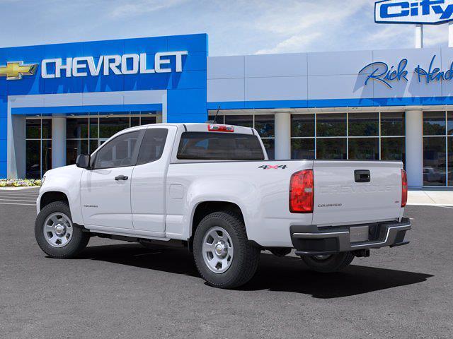 2021 Chevrolet Colorado Extended Cab 4x4, Pickup #FM63398 - photo 4