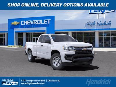 2021 Chevrolet Colorado Extended Cab 4x4, Pickup #FM63398 - photo 1