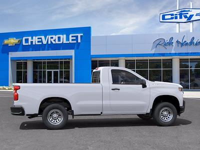 2021 Chevrolet Silverado 1500 Regular Cab 4x2, Pickup #FM64144 - photo 5