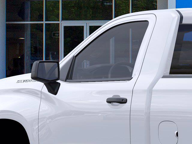 2021 Chevrolet Silverado 1500 Regular Cab 4x2, Pickup #FM65537 - photo 10