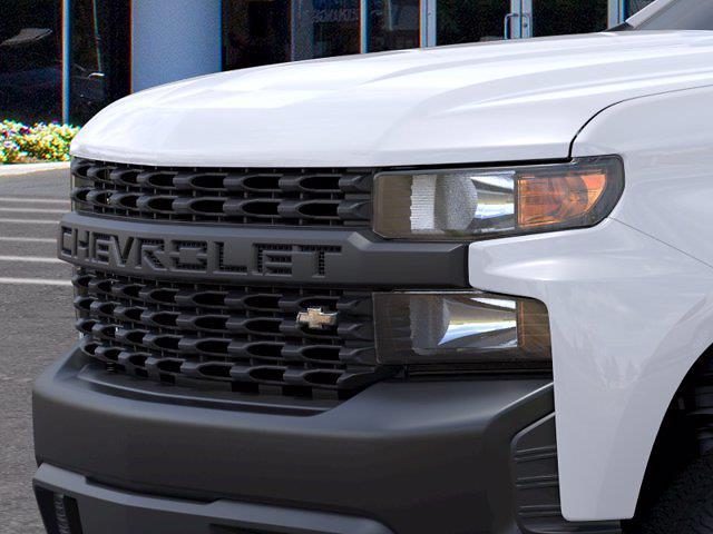 2021 Chevrolet Silverado 1500 Regular Cab 4x2, Pickup #FM65537 - photo 11