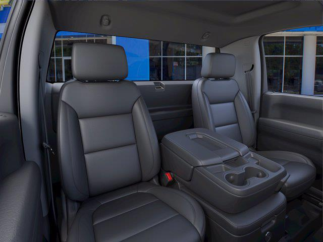 2021 Chevrolet Silverado 1500 Regular Cab 4x2, Pickup #FM65537 - photo 13