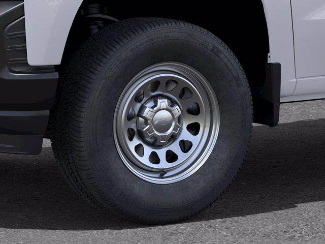 2021 Chevrolet Silverado 1500 Regular Cab 4x2, Pickup #FM65869 - photo 7