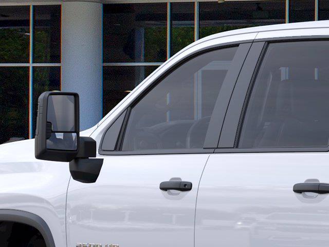 2021 Chevrolet Silverado 2500 Crew Cab 4x2, Pickup #FM70124 - photo 10