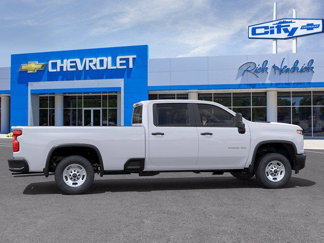 2021 Chevrolet Silverado 2500 Crew Cab 4x2, Pickup #FM70124 - photo 5