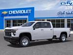 2021 Chevrolet Silverado 2500 Crew Cab 4x2, Pickup #FM70124 - photo 3