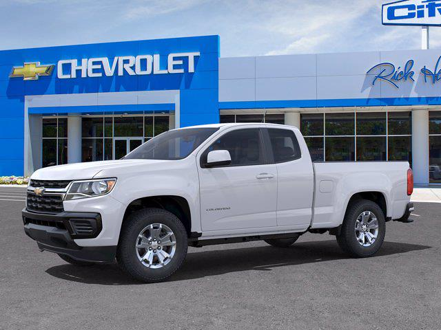 2021 Chevrolet Colorado Extended Cab 4x2, Pickup #FM80753 - photo 3