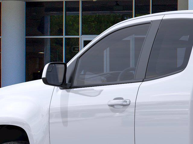 2021 Chevrolet Colorado Extended Cab 4x2, Pickup #FM80774 - photo 10