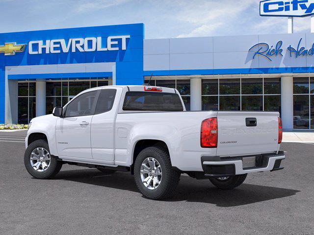 2021 Chevrolet Colorado Extended Cab 4x2, Pickup #FM80790 - photo 4