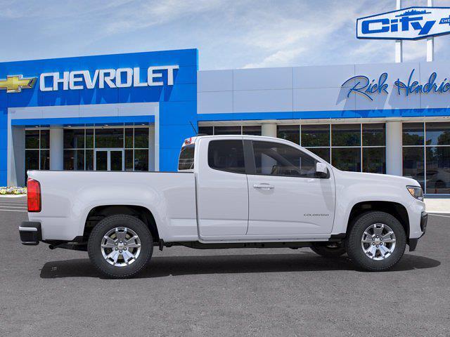 2021 Chevrolet Colorado Extended Cab 4x2, Pickup #FM80810 - photo 4
