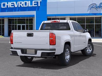 2021 Chevrolet Colorado Extended Cab 4x2, Pickup #FM80833 - photo 2