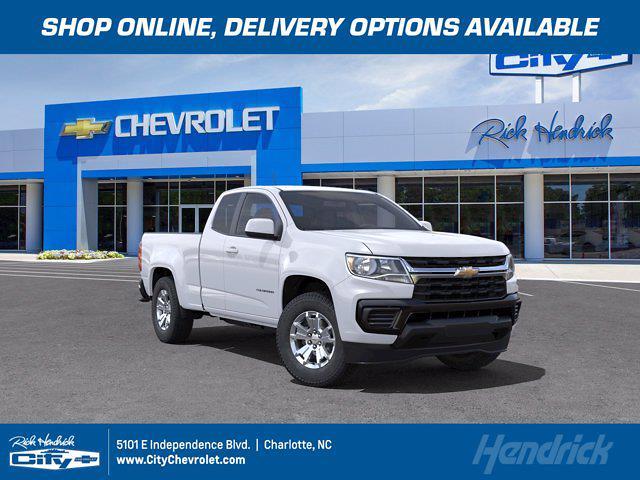 2021 Chevrolet Colorado Extended Cab 4x2, Pickup #FM80849 - photo 1