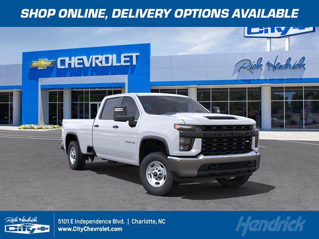 2021 Chevrolet Silverado 2500 Crew Cab 4x2, Pickup #FM81873 - photo 1