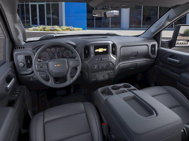 2021 Chevrolet Silverado 2500 Crew Cab 4x2, Pickup #FM81873 - photo 12