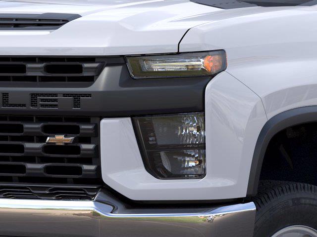 2021 Chevrolet Silverado 2500 Crew Cab 4x2, Pickup #FM82387 - photo 8
