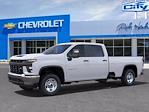 2021 Chevrolet Silverado 2500 Crew Cab 4x2, Pickup #FM82387 - photo 3