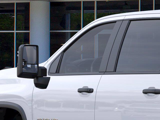 2021 Chevrolet Silverado 2500 Crew Cab 4x2, Pickup #FM82413 - photo 10