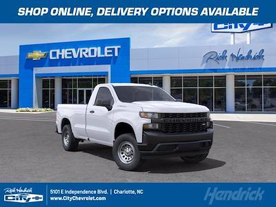 2021 Chevrolet Silverado 1500 Regular Cab 4x2, Pickup #FM95083 - photo 1