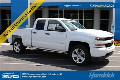 2018 Silverado 1500 Double Cab 4x4,  Pickup #LT168175 - photo 1